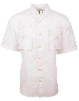 PACA Fishing Shirts Short Sleeve
