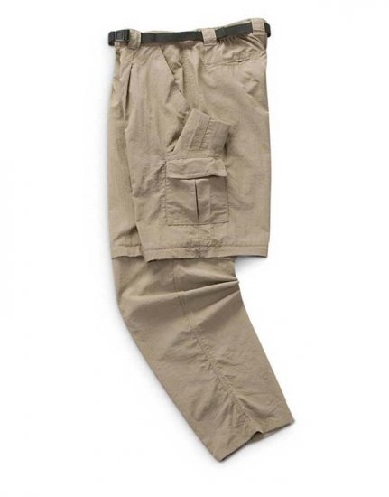River Zip-Off Pants