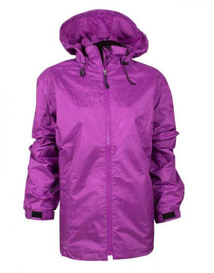 Women's Mountain Rain Parka